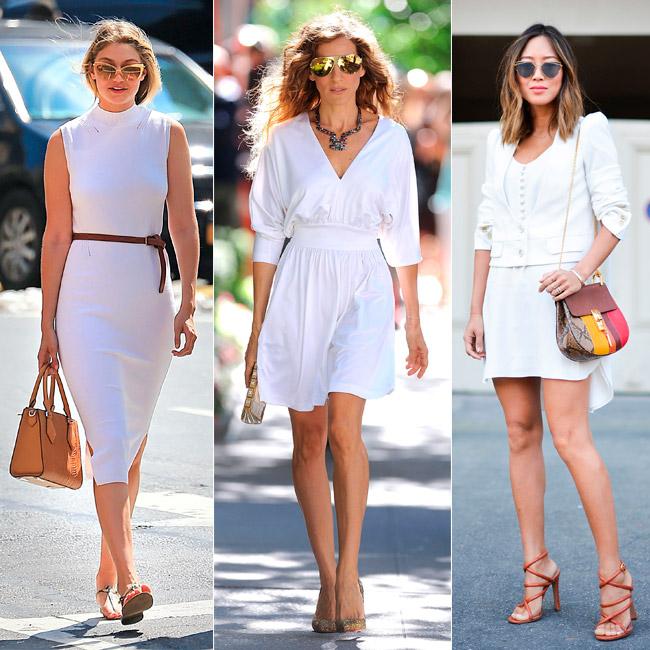 innovative outfit vestido blanco playa 11