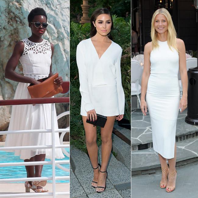 wonderful outfit vestido blanco playa 9