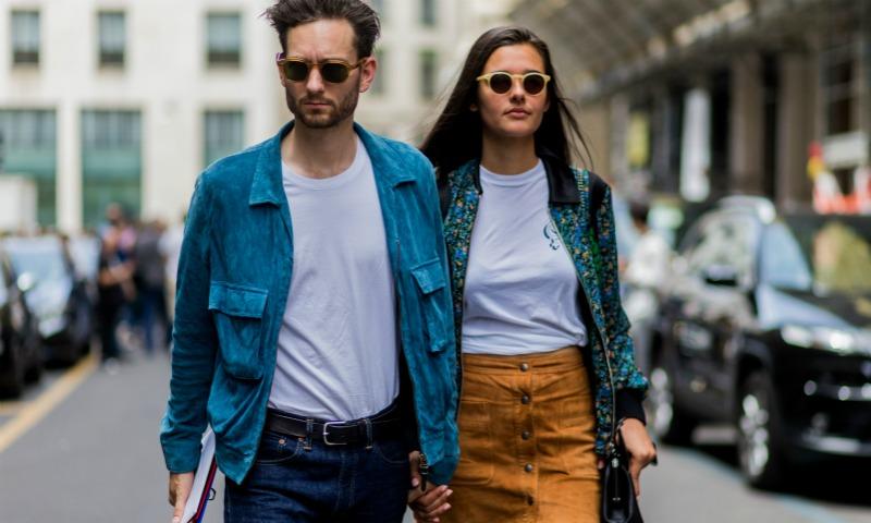 'Streetstyle': Lo que llevan los chicos a la 'fashion week'