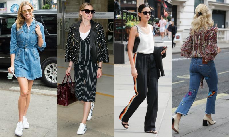 Las gurús del verano... o qué tendencias están marcando las chicas de la moda esta temporada