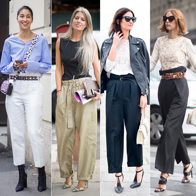 Guia De Estilo Todo Lo Que Debes Saber Sobre Los Pantalones Paper Bag