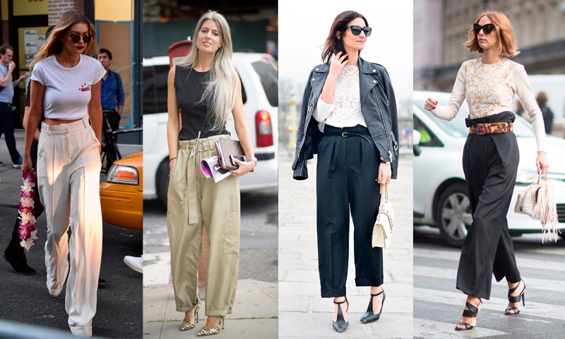 Guía de estilo: Todo lo que debes saber sobre los pantalones 'paper bag'