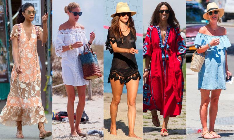'Summer Hits'!: 25 Vestidos veraniegos para conquistar la playa