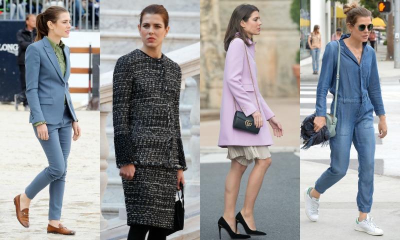 Carlota Casiraghi cumple 30 años: así ha evolucionado el estilo de una de las 'royals' más chic de Europa