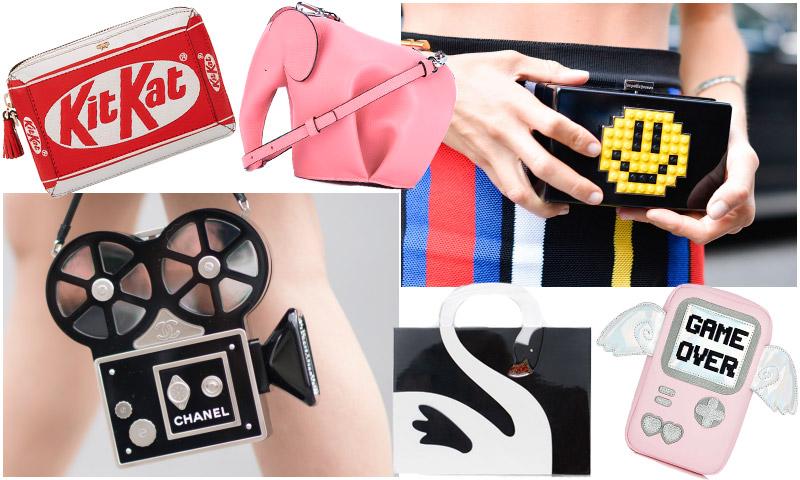 Especial shopping: 'Funny bags', el accesorio que dará vida a tus 'looks'