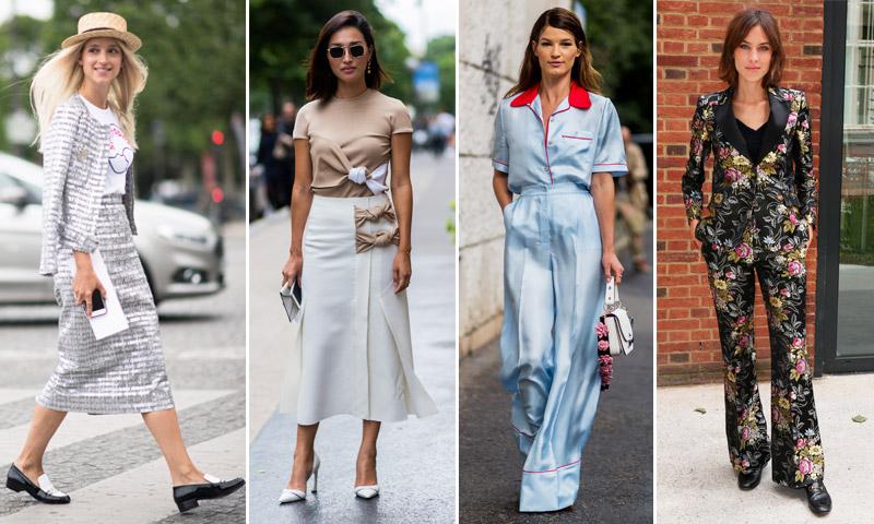 'Matchy, matchy'! 15 Formas de llevar un 'look' perfectamente coordinado