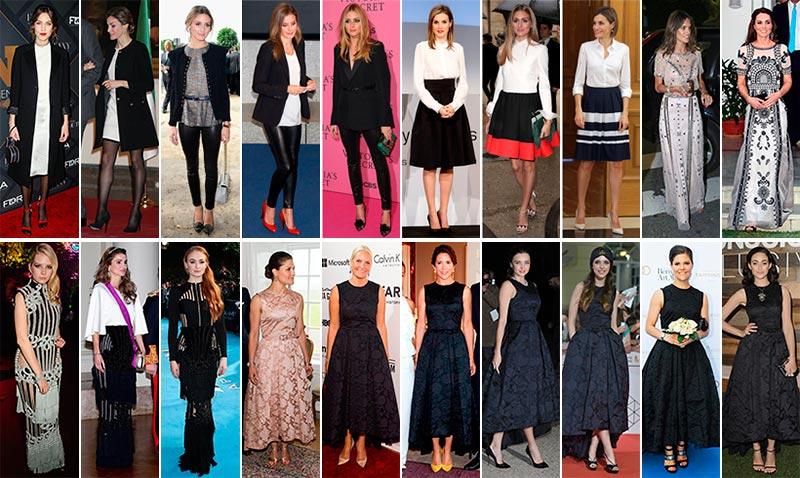 ¡Espejismos! Cuando una 'celebrity' viste como una 'royal' (y viceversa)