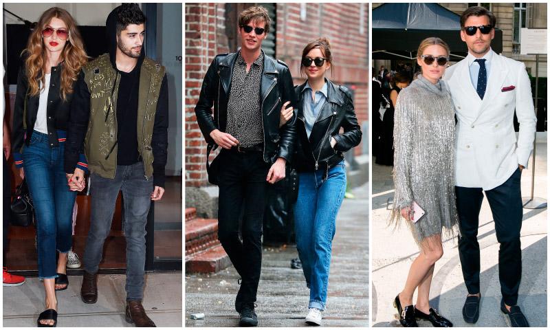 ¡Emparejados con estilo! ¿Quién es la pareja mejor vestida del verano?
