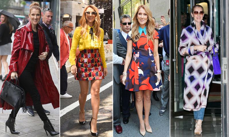 Céline Dion, ¿ha nacido una nueva reina de estilo?