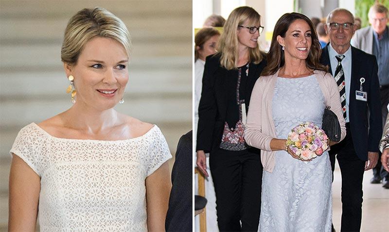 'Look book': Las tendencias 'Pre-Fall' de las 'royals' se inspiran en la primavera