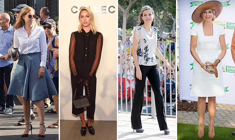 Foto a foto, la 'fashion week' de la realeza