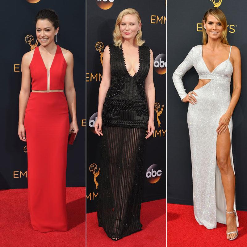 ¿Cuáles han sido los 'looks' de los Premios Emmy 2016?