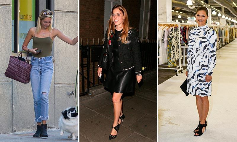 Los estilismos más neoyorquinos de las 'royals'