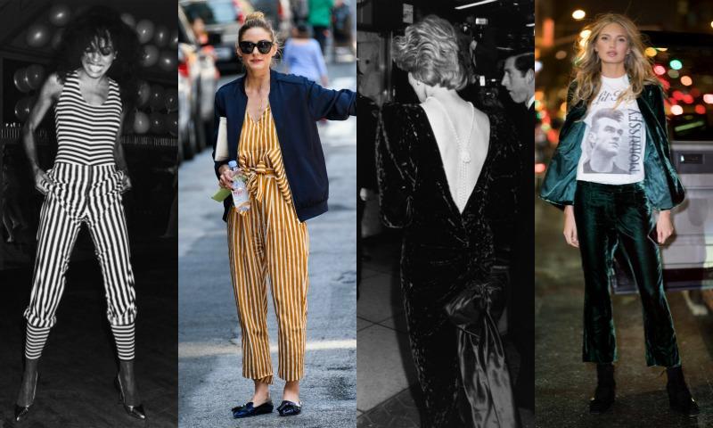 El ayer y hoy de las prendas icónicas de los 80