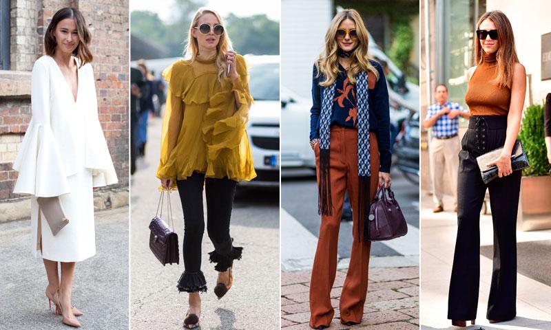 otoñolúcelas Foto campanasEste en mangas pantalones Suenan y RL54A3jq