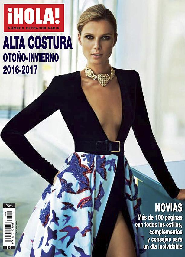 Fashion week madrid 2017 - A La Venta El Especial Alta Costura Oto 241 O Invierno 2016