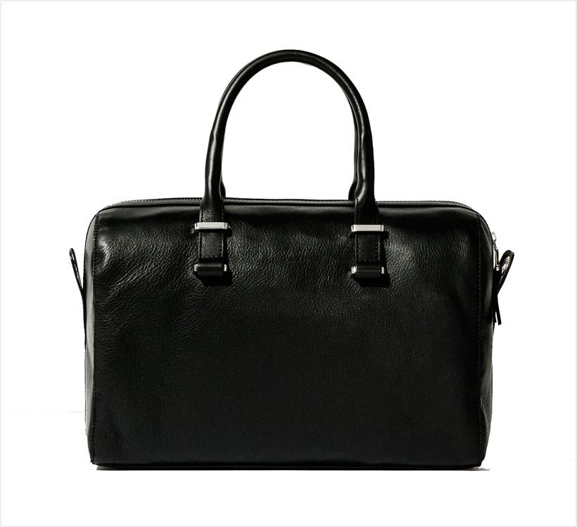 El eterno 'must have': 15 bolsos negros que no te pueden