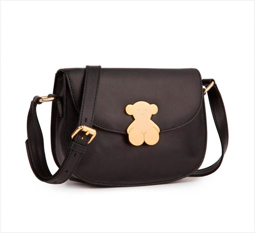8f0022950 El eterno 'must have': 15 bolsos negros que no te pueden faltar - Foto