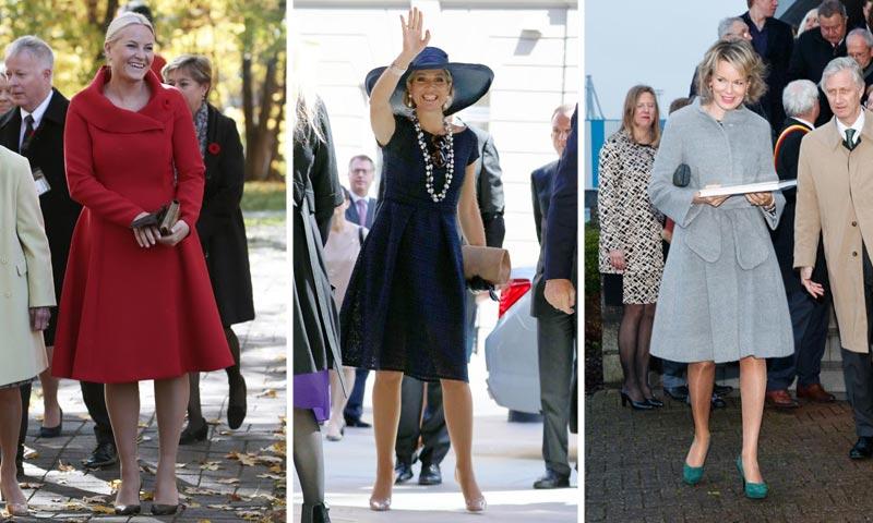 Las 'royals' se van de viaje: Despliegue de estilismos en diferentes partes del mundo