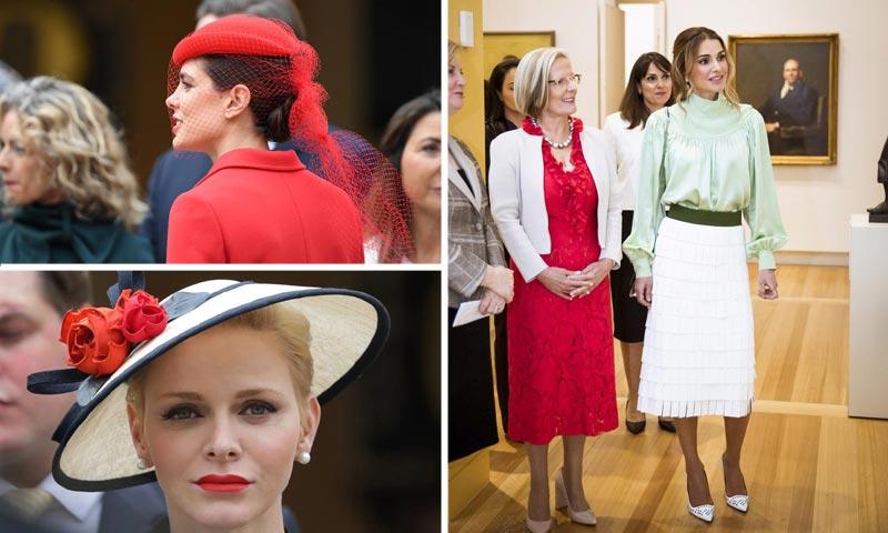 Elegancia 'royal' para quitarse el sombrero