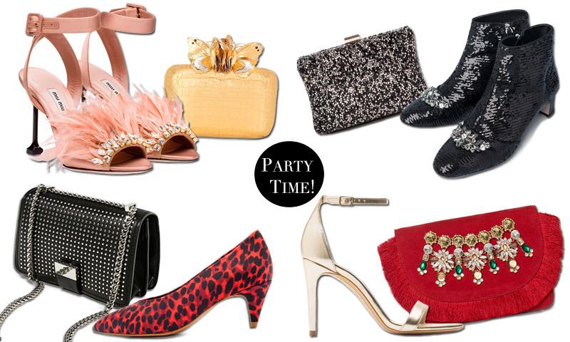 Especial accesorios: 10 Parejas perfectas que realzarán tus 'looks' de fiesta