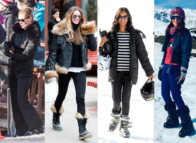 431888cb1773a Próximo destino  ¡A la nieve con el  look  más  trendy ! - Foto
