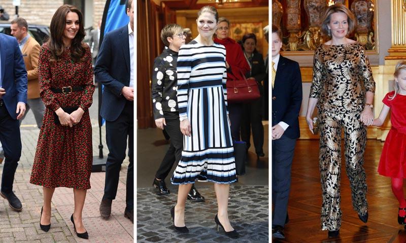 Inspiración 'royal' para tus 'looks' de fiesta