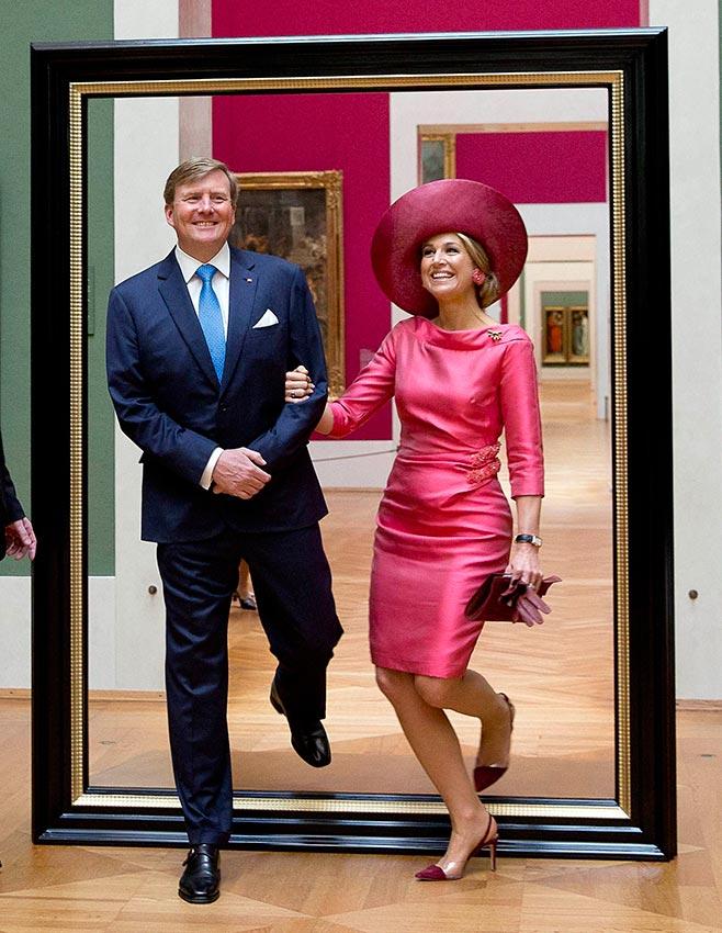 Los 57 mejores 'looks' de las 'royals' europeas en 2016
