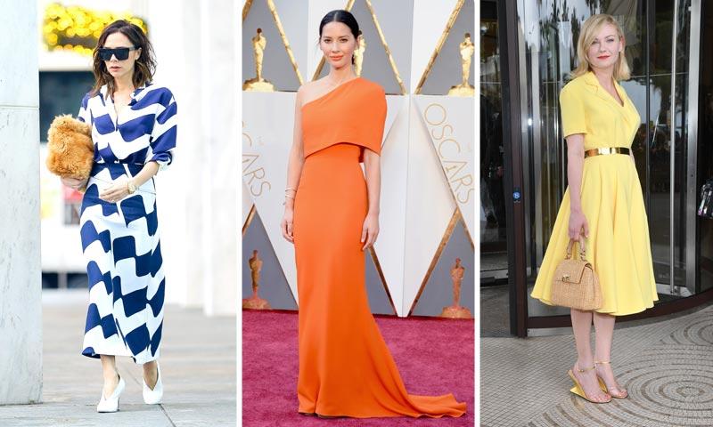 ¿Quieres descubrir algunos de los mejores estilismos del año?