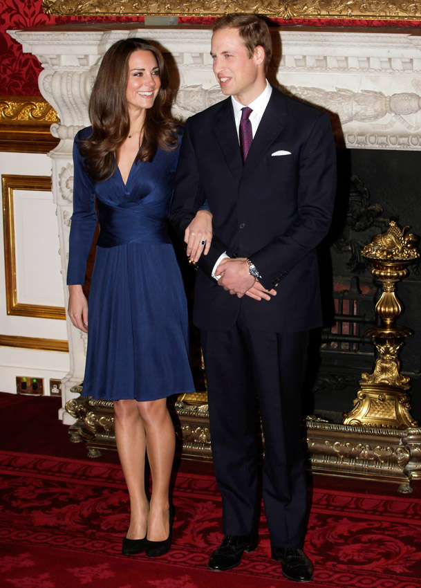 Catherine Middleton compromiso