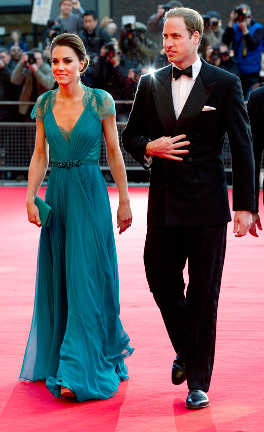 Catherine Middleton 2012