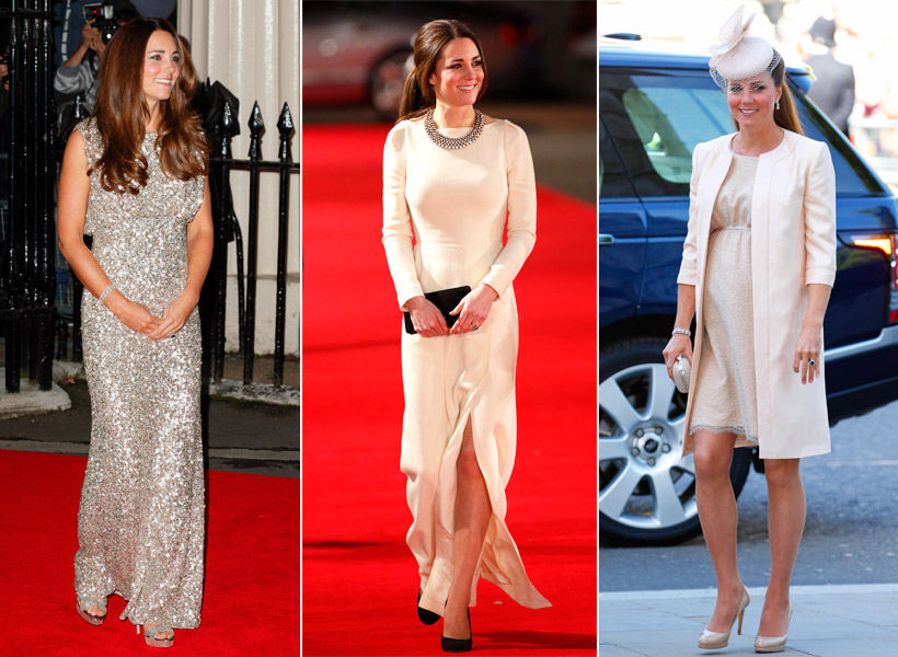 Catherine Middleton 2013