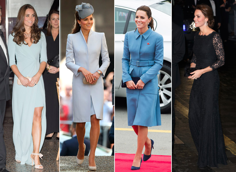 Catherine Middleton 2014
