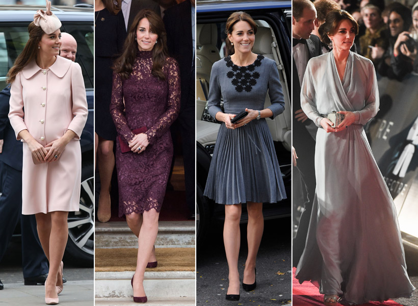 Catherine Middleton 2015