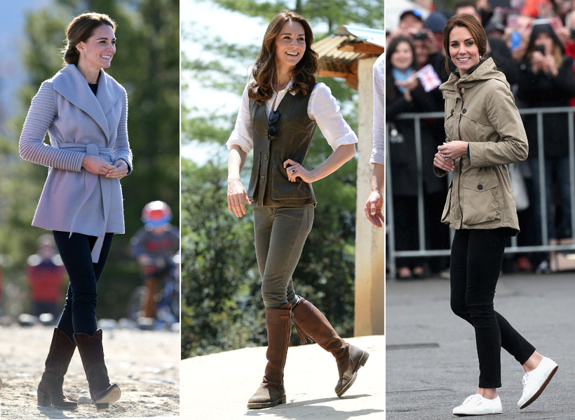 Catherine Middleton Sport