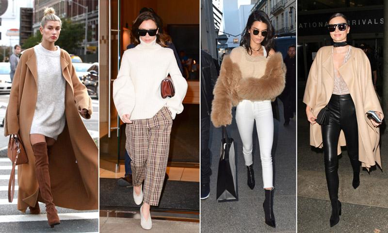¡Olvídate de no saber qué llevar!: 12 'Outfits' VIP para triunfar este invierno