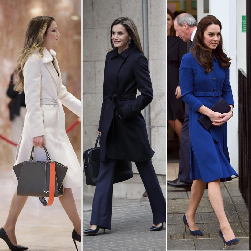 ¿Sin ideas para la vuelta al trabajo? Copia el estilo de las 'royals' en clave 'working girl'