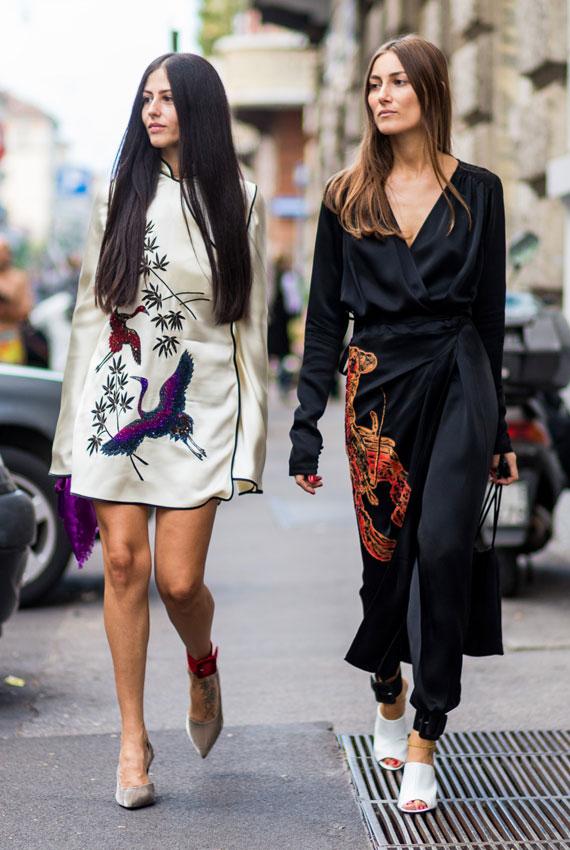 Alessandra y Giorgia