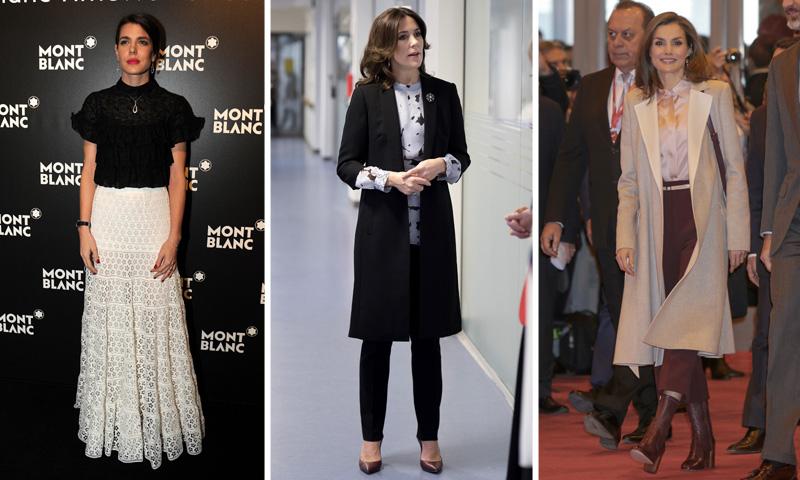 Desafío 'fashion': ¿qué silueta favorece más a nuestras 'royals'?
