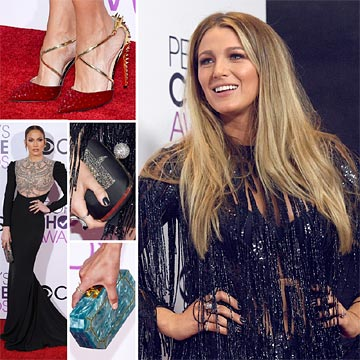 People 39 s choice awards los detalles m s 39 brillantes 39 de - Alfombras de moda ...