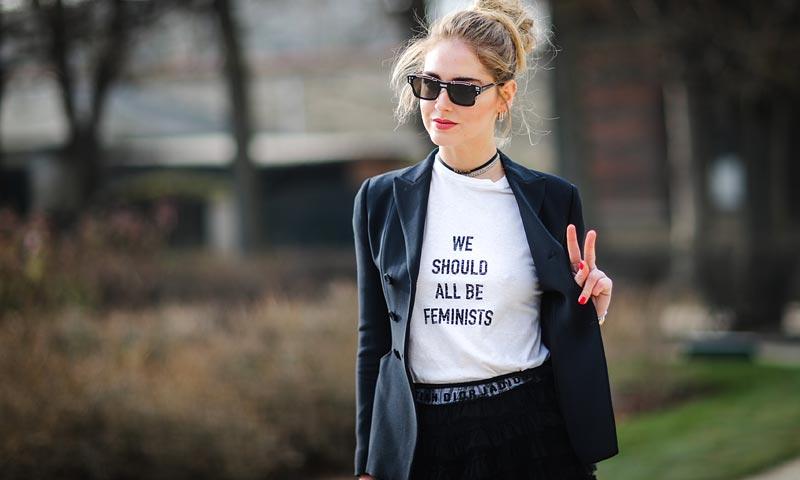 Ficha los trucos de estilo de Chiara Ferragni (y descubre cuánto gasta): una 'it girl', en París