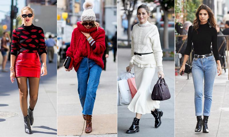 ¡Reta al frío! Estos son los 12 jerséis que no pueden faltar en tu armario