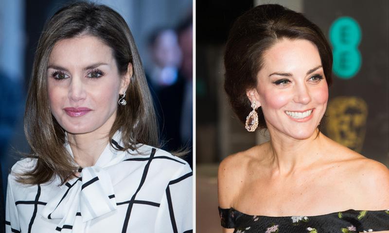 ¿Quiénes son las 'royals' que más han dado que hablar esta semana? ¡Ficha sus comentados 'looks'!