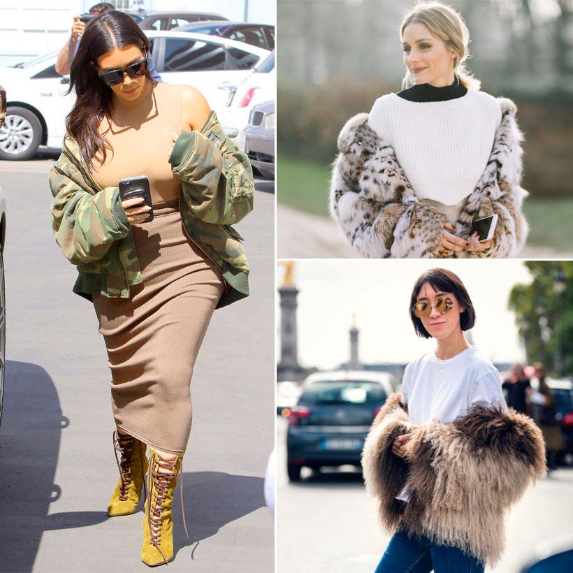¿Sabes qué 'tip' de estilo ha logrado 'contagiar' Kim Kardashian al 'streetstyle'?