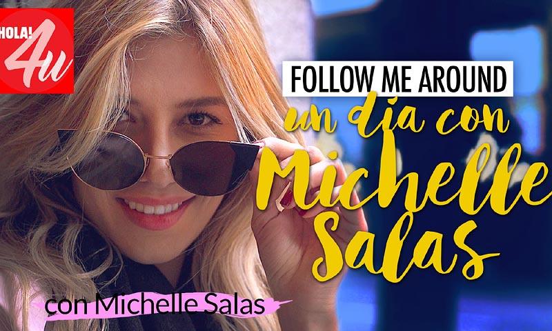 Michelle Salas, en HOLA!4u: Descubre cómo es el día a día de una 'it-girl'