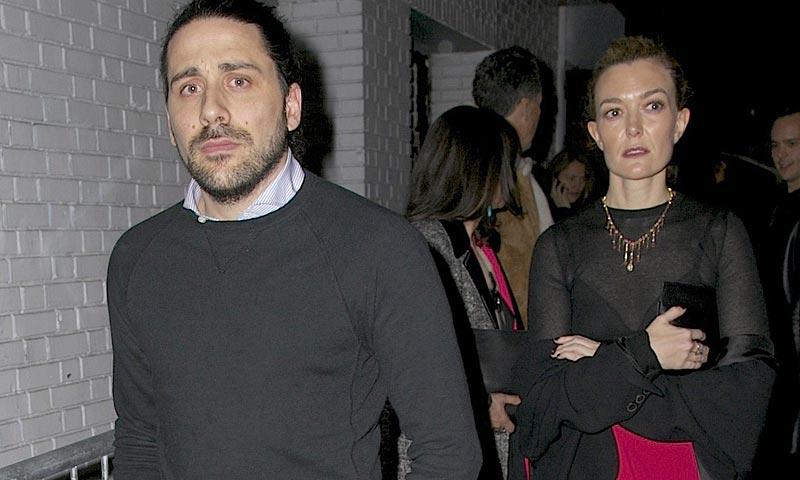 Marta Ortega, con la falda de Zara que está en todos los escaparates