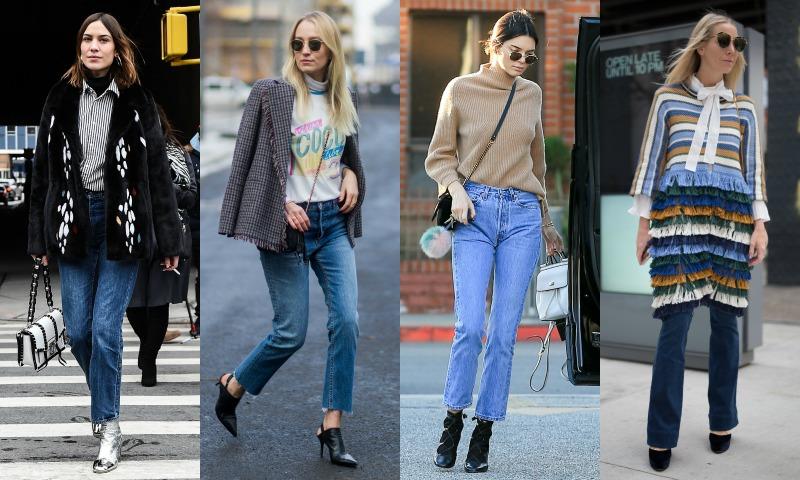 Los 'skinny jeans' se toman un respiro (y estos son los vaqueros que sí se llevan esta temporada)