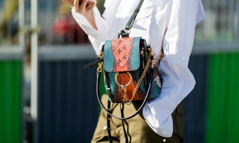 Los seis tipos de bolsos sin los que no podrás pasar esta primavera