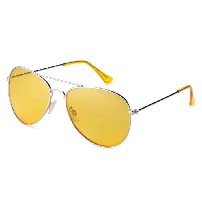 gafas de sol amarillas,Gafas de sol Dalston Cross de pasta amarillas ...