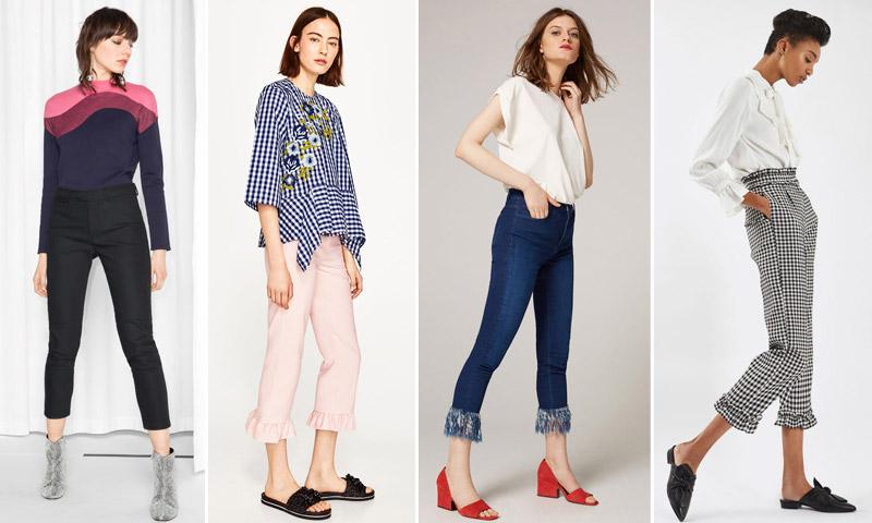 Alerta tendencia: De los creadores de los pantalones 'cropped' llegan… ¡los 'stretch crop pants'!